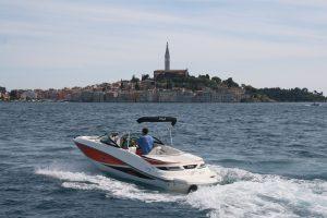 Rent a boat in Rovinj